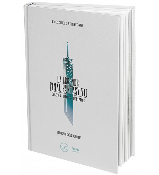 La Légende Final Fantasy VII by Third Editions Livre-final-fantasy-vii