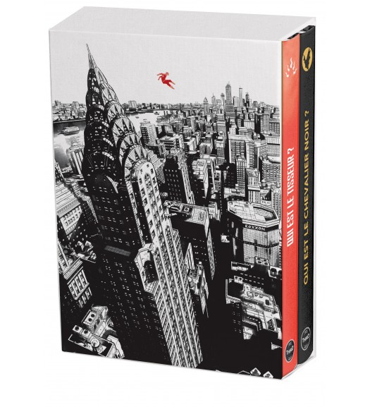 Coffret Batman / Spider-man - First Print