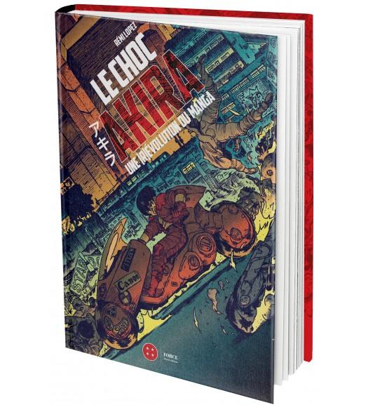 Le choc Akira. Une [r]évolution du manga