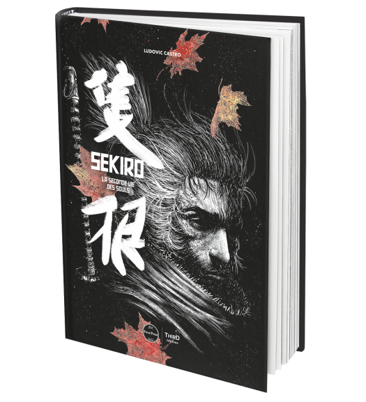 Sekiro. La seconde vie des Souls - First Print
