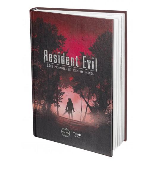 Resident Evil. Des zombies et des hommes - First Print