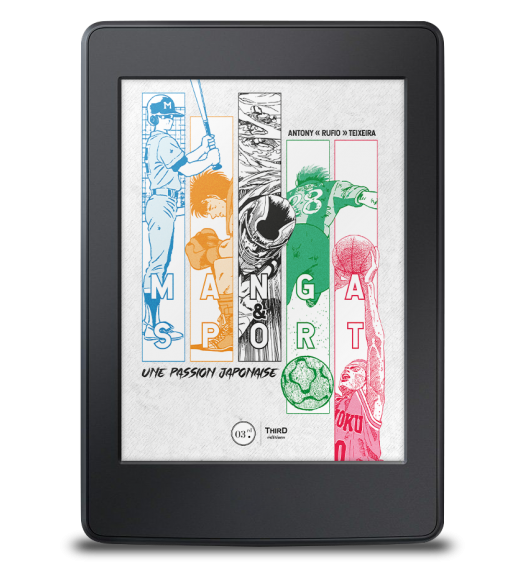 Manga & Sport. Une passion japonaise - ebook