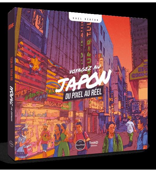 Voyagez au Japon. Du pixel au réel - First Print