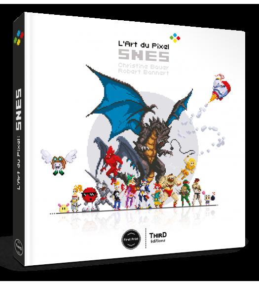 L'Art du Pixel : SNES - First Print