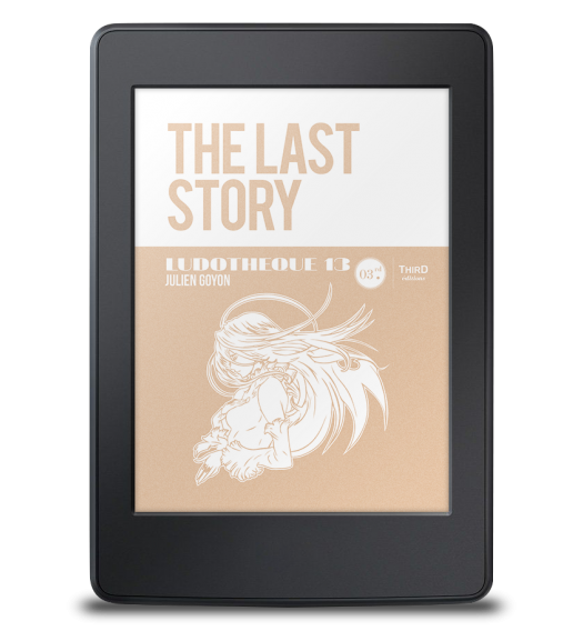 Ludothèque n°13 : The Last Story - ebook