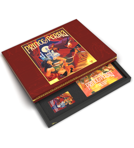 La création de Prince of Persia. Carnets de bord de Jordan Mechner 1985-1993 - Édition Prestige