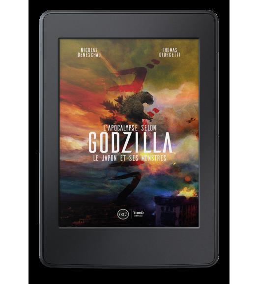 L'apocalypse selon Godzilla. Le Japon et ses monstres - ebook
