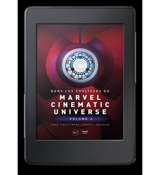 Dans les coulisses du Marvel Cinematic Universe - Volume 2 - ebook