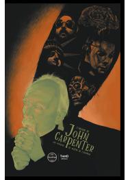 L'Œuvre de John Carpenter. Les masques du maître de l'horreur - First Print