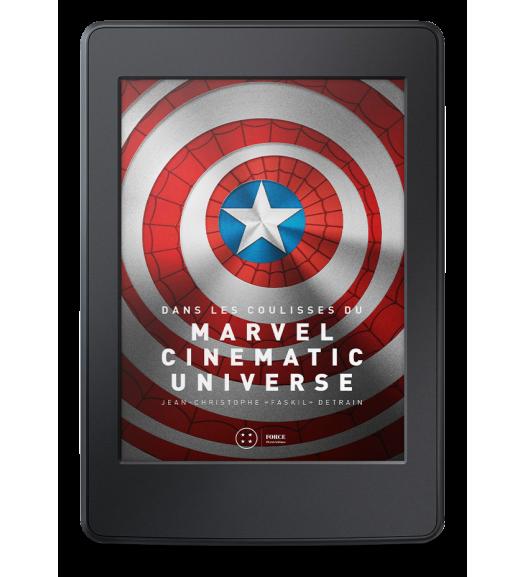Dans les coulisses du Marvel Cinematic Universe - eBook