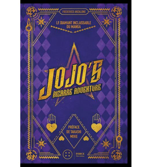 Jojo's Bizarre Adventure. Le diamant inclassable du manga