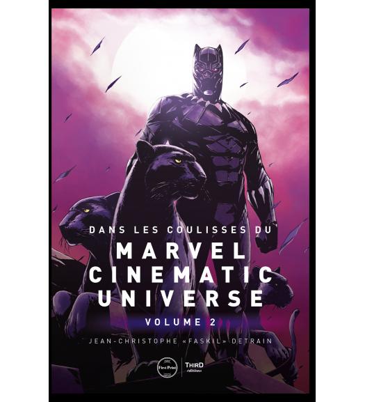 Dans les coulisses du Marvel Cinematic Universe - Volume 2 - First Print