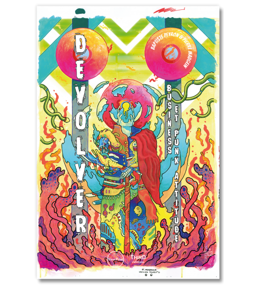 Les Coulisses de Devolver. Business et Punk Attitude - First Print