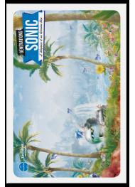 Générations Sonic. L'élégance d'un hérisson bleu - First Print