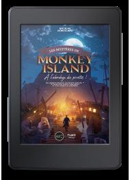 Les mystères de Monkey Island. A l'abordage des pirates - ebook
