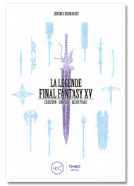La Légende Final Fantasy XV