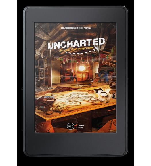 Uncharted. Journal d'un explorateur - ebook