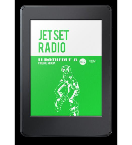 Ludothèque n°8 : Jet Set Radio - ebook