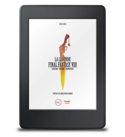 La Légende Final Fantasy VIII - eBook