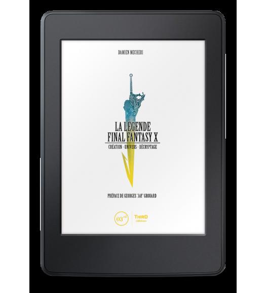 La Légende Final Fantasy X - ebook