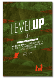 Level Up. Niveau 3