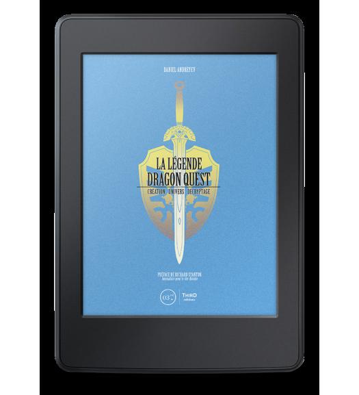 La Légende Dragon Quest - ebook