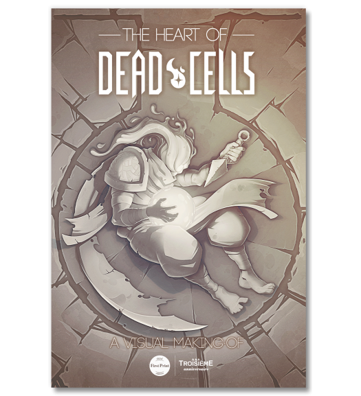 The Heart of Dead Cells - First Print