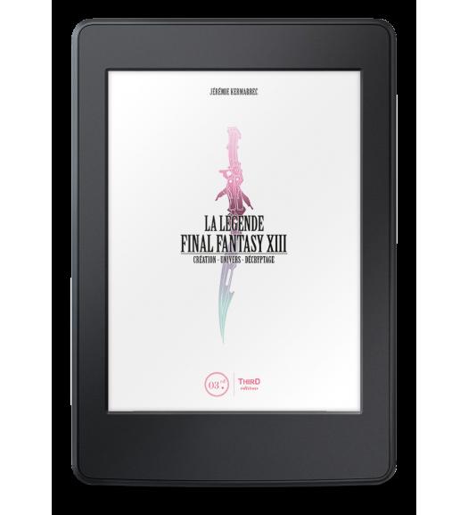 La Légende Final Fantasy XIII - ebook