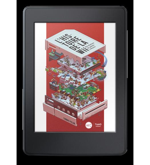 L'histoire de la Wii. Une révolution de palais à Kyoto - ebook