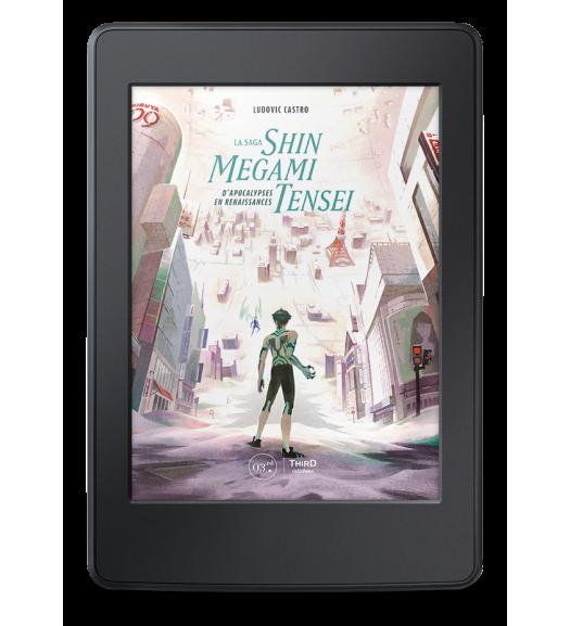 La Saga Shin Megami Tensei. D'apocalypses en renaissances - ebook