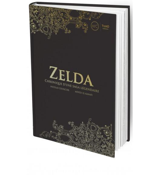 Zelda. Chronique d'une saga légendaire - First Print