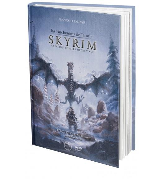 Les Parchemins de Tamriel : Skyrim - First Print