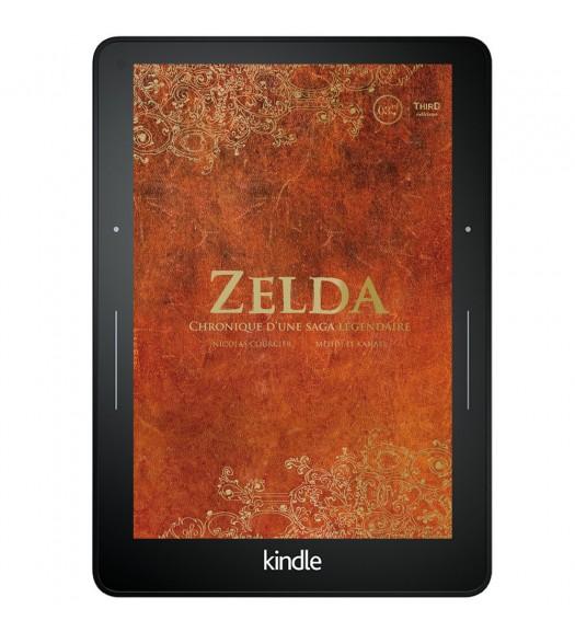 Zelda. Chronique d'une saga légendaire - eBook
