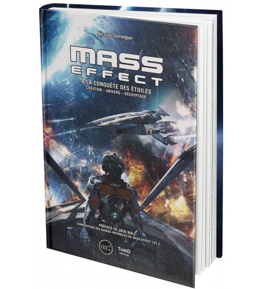Mass Effect. A la conquête des étoiles