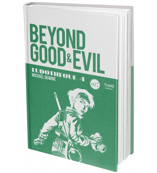 Ludothèque n°4 : Beyond Good & Evil