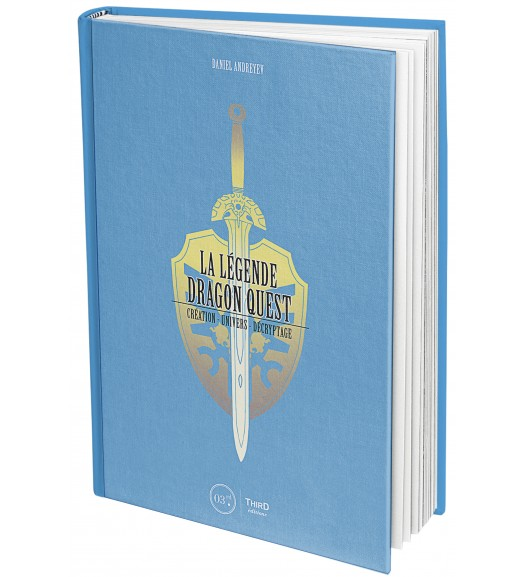 La Légende Dragon Quest - First Print