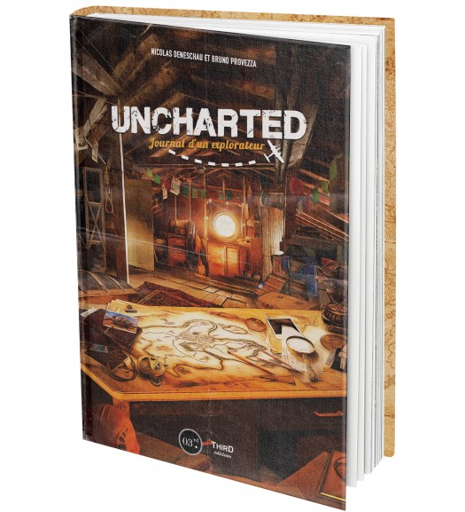 Uncharted. Journal d'un explorateur