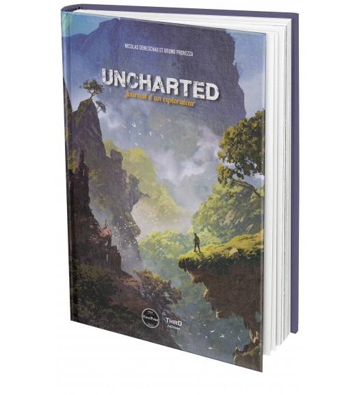 Uncharted. Journal d'un explorateur - First Print