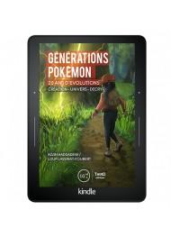 Générations Pokémon. 20 ans d'évolutions - ebook