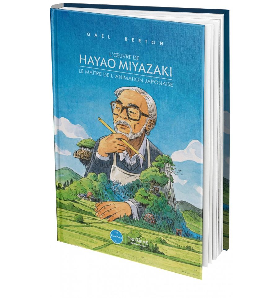 Maitre De L Oeuvre l'œuvre de hayao miyazaki. le maître de l'animation