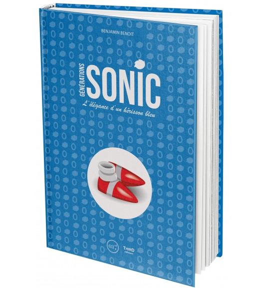 Générations Sonic. L'élégance d'un hérisson bleu