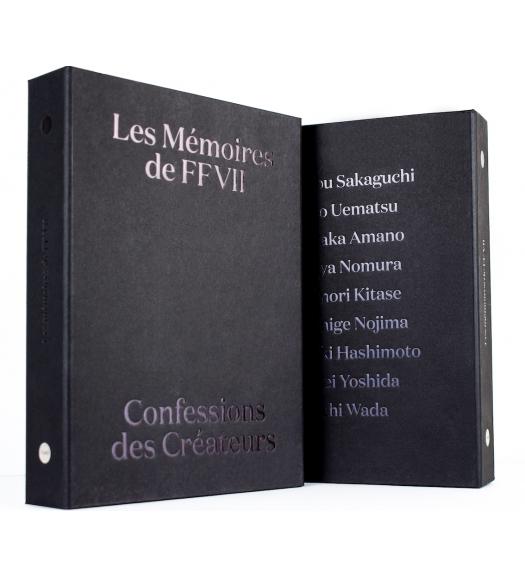 Les Mémoires de FF VII. Confessions des créateurs - First Print