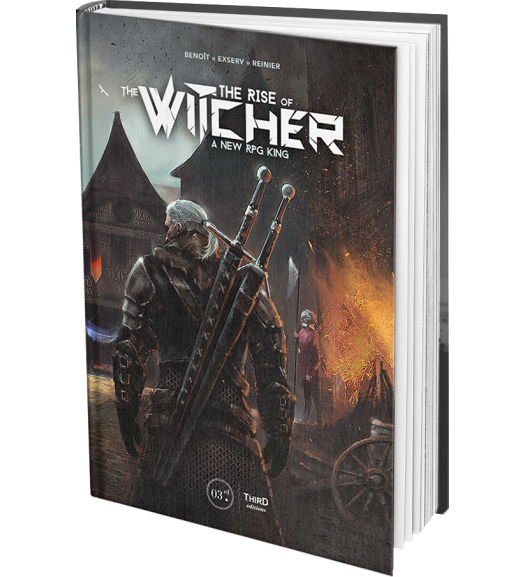 The Rise of The Witcher. A New RPG King