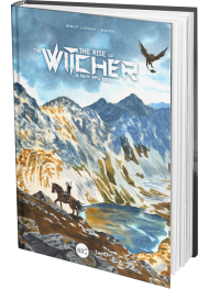 The Rise of The Witcher. A New RPG King - Collector's edition
