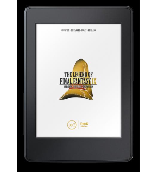 The Legend of Final Fantasy IX - ebook