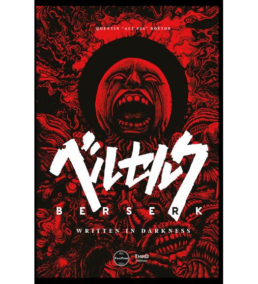 Berserk. Written in Darkness - First Print