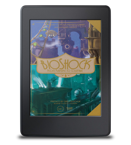 BioShock. From Rapture to Columbia - ebook