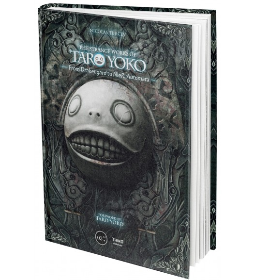 The Strange Works of Taro Yoko. From Drakengard to NieR: Automata