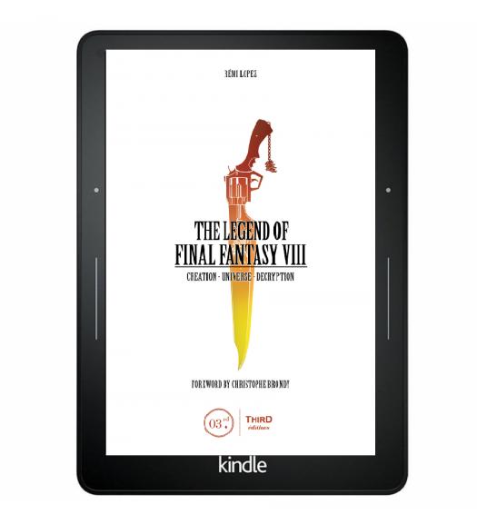 The Legend of Final Fantasy VIII - ebook