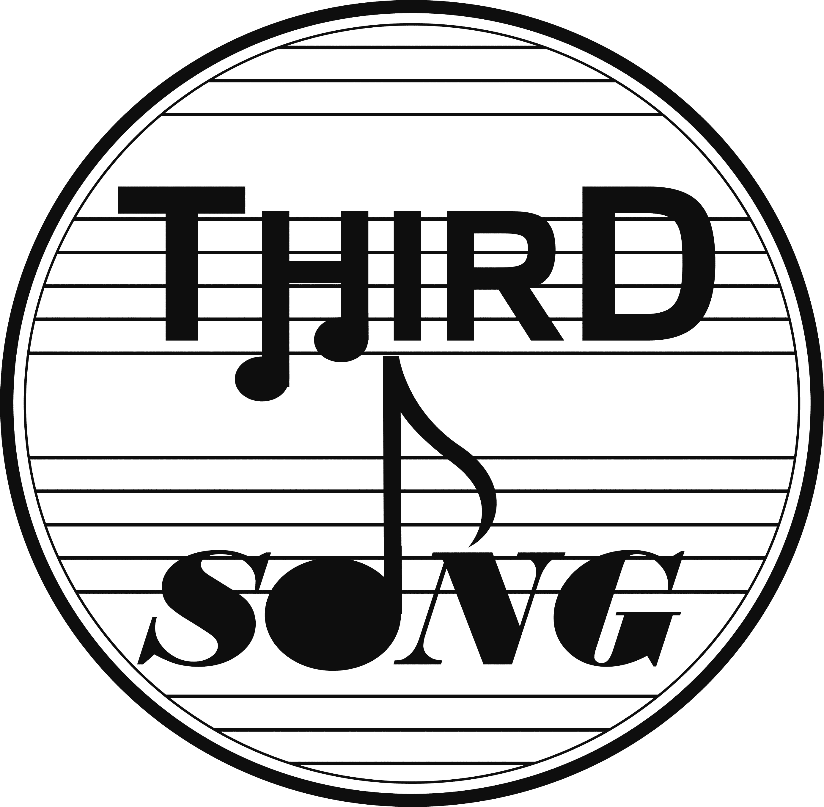 Third Song #1 - World Map